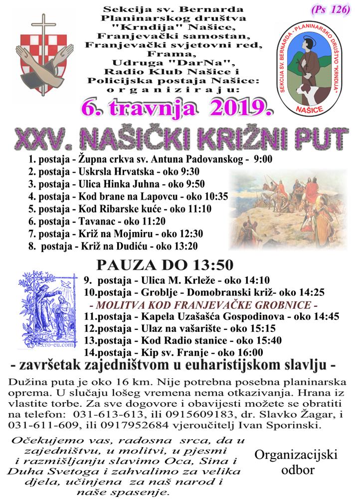 XXV_Krizni_put
